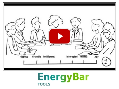 Energy Bar Tools Video