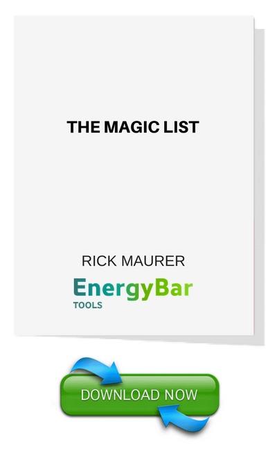 The Magic List eBook